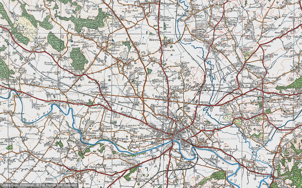 Westfields, 1920