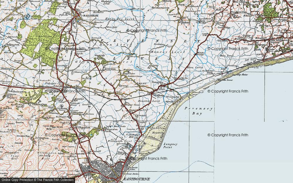 Westham, 1920