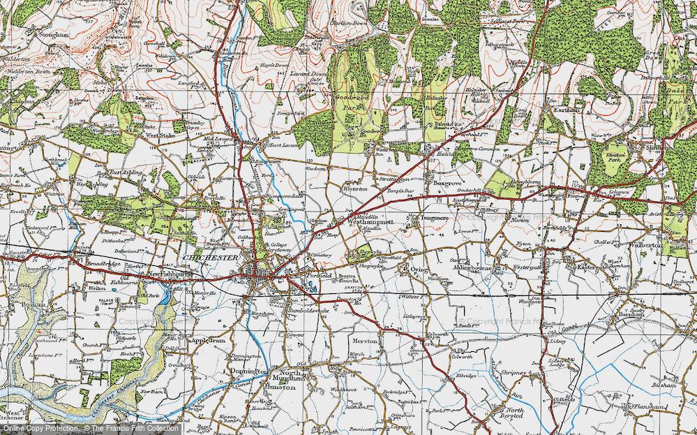 Westhampnett, 1919