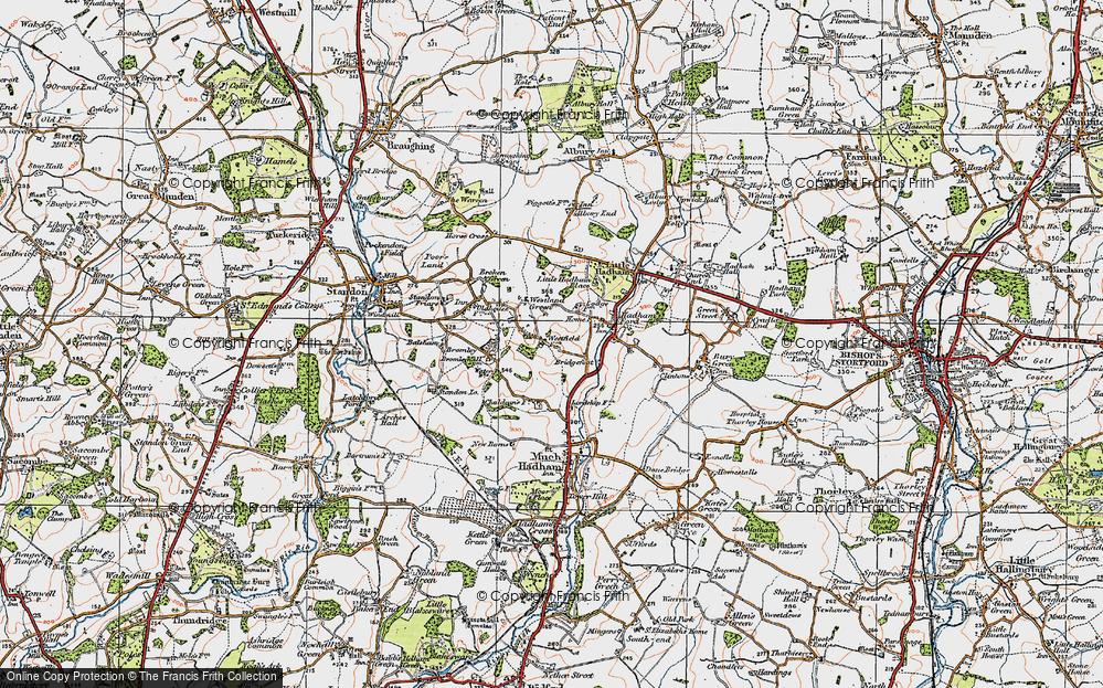 Westland Green, 1919