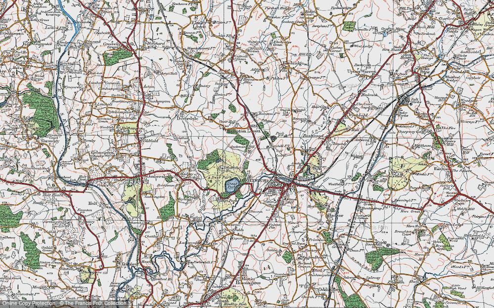 Westlands, 1920