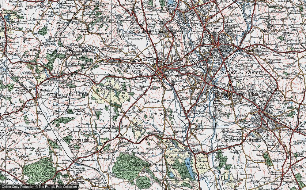 Westlands, 1921