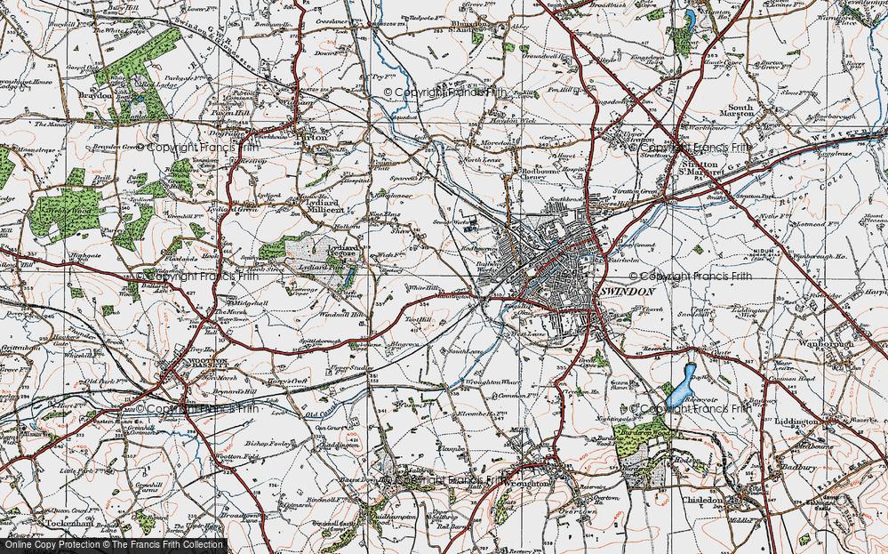 Westlea, 1919