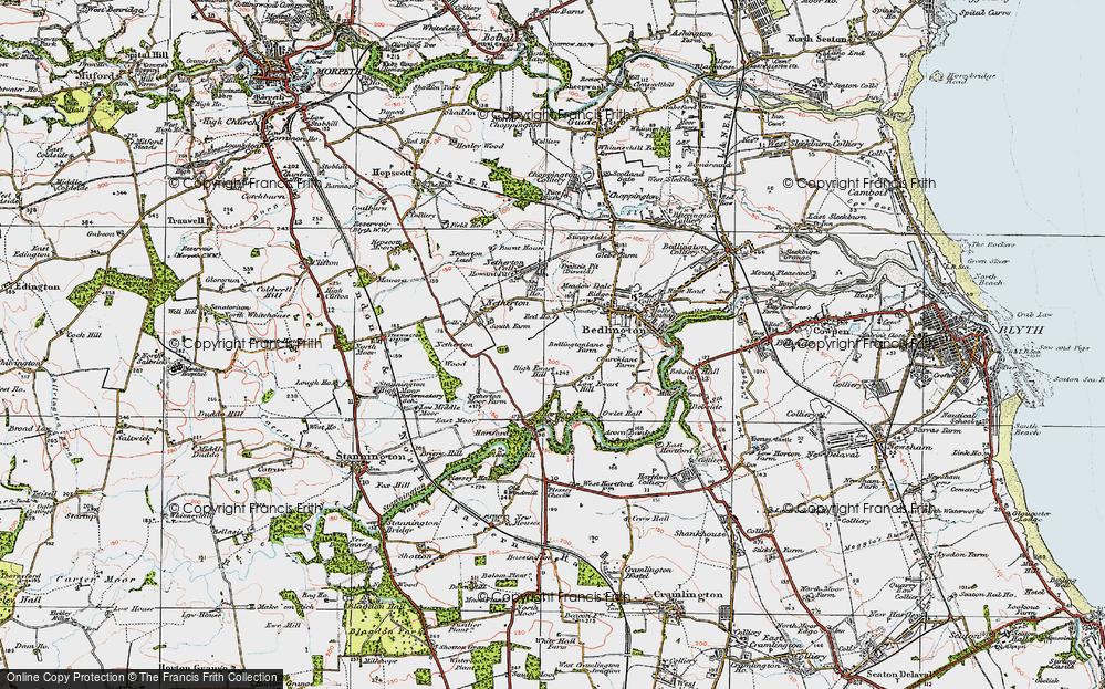 Westlea, 1925
