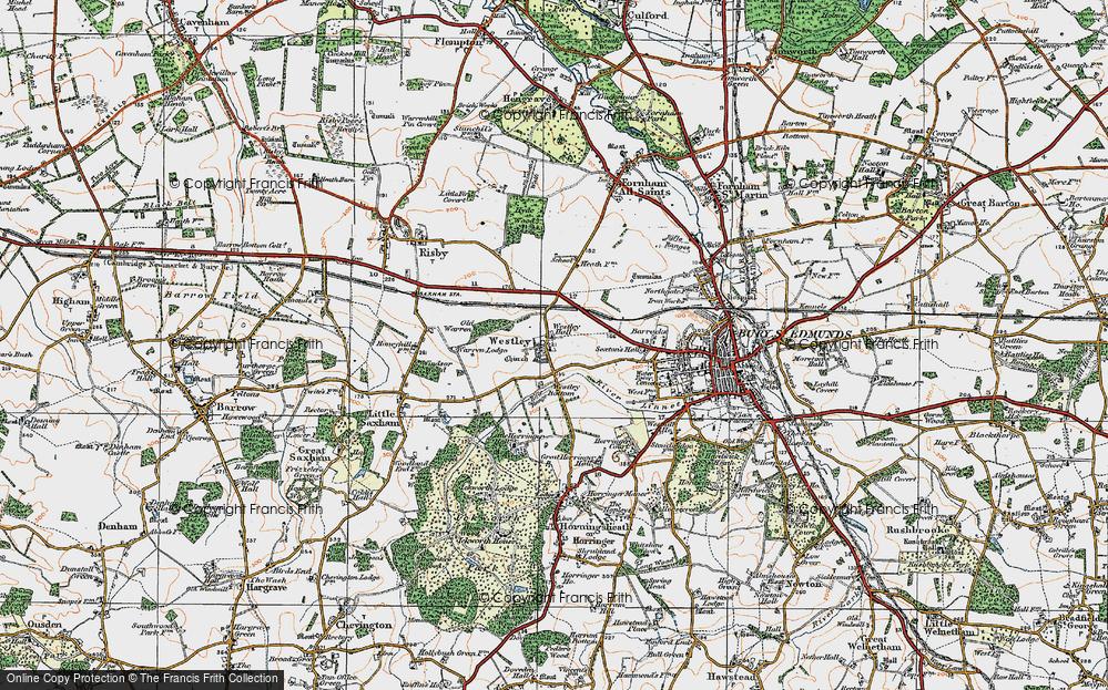 Westley, 1921