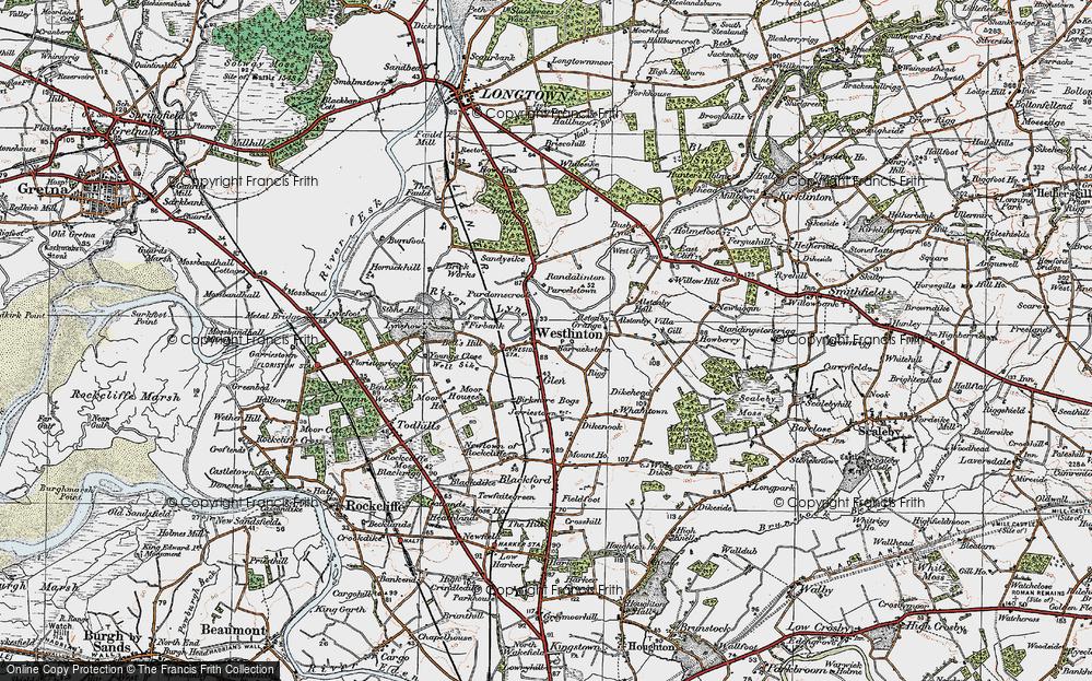 Westlinton, 1925