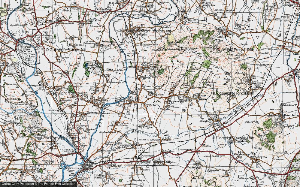 Westmancote, 1919