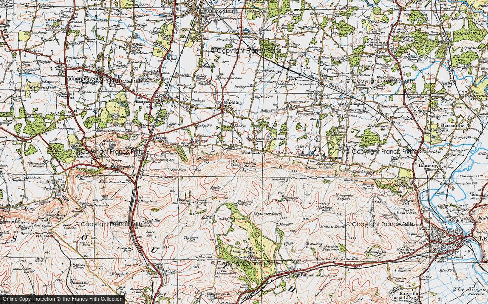 Westmeston, 1920