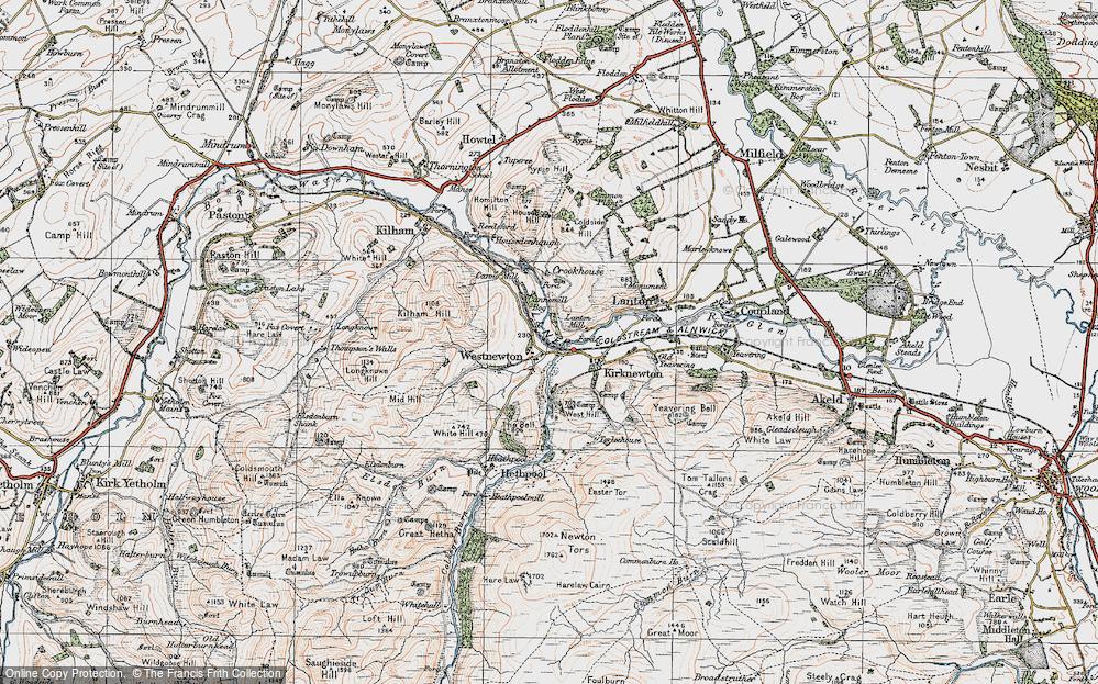 Westnewton, 1926