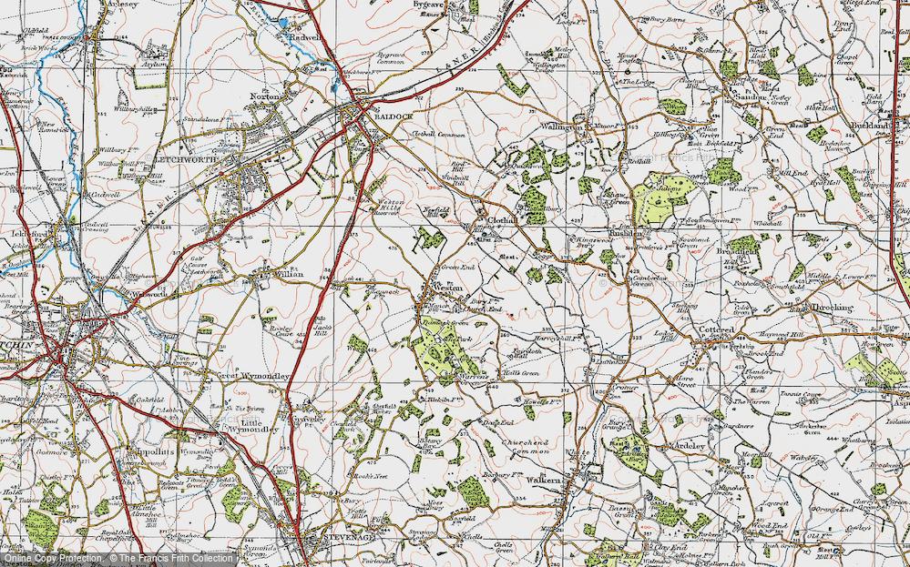 Weston, 1919