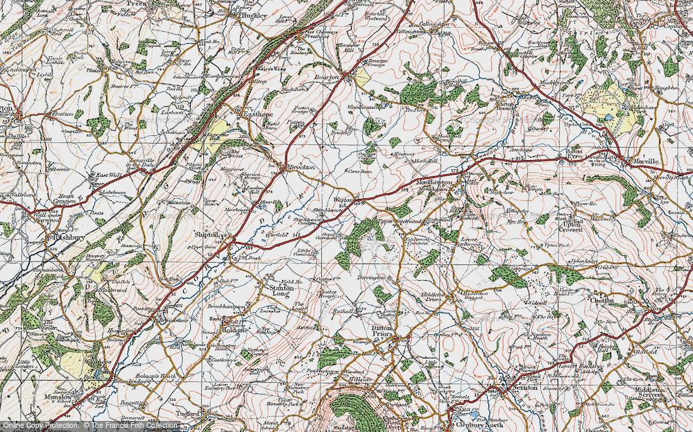Weston, 1921