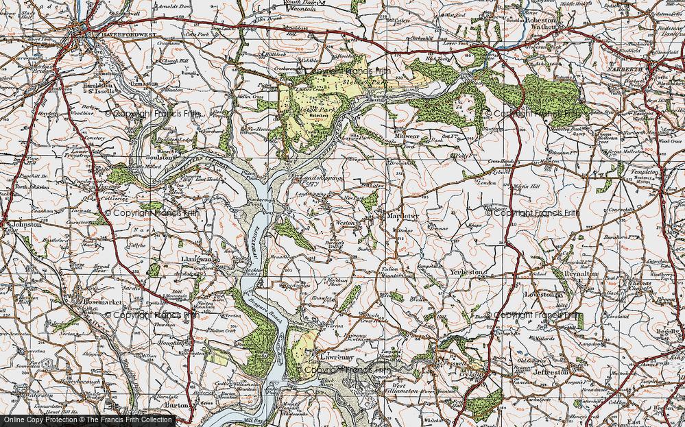 Weston, 1922