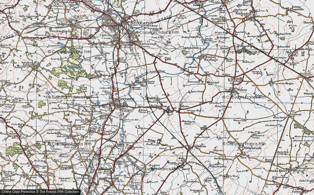 Weston in Arden, 1920