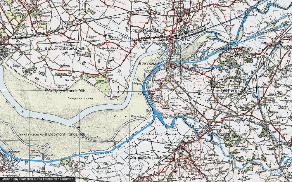Weston Point, 1923