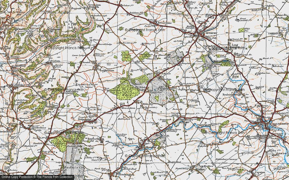 Westonbirt, 1919