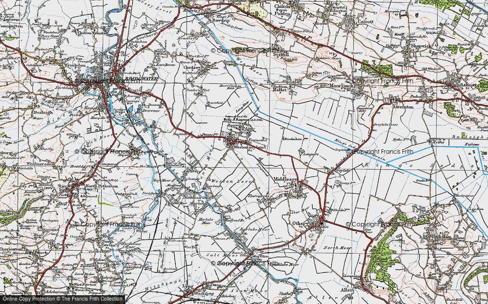 Westonzoyland, 1919