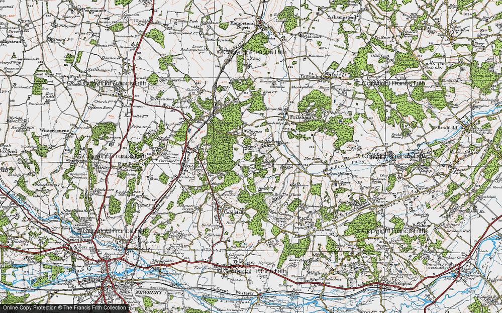 Westrop Green, 1919