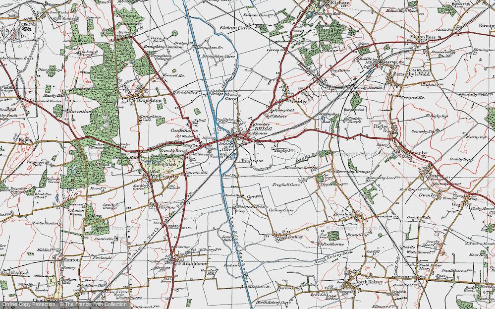 Westrum, 1923