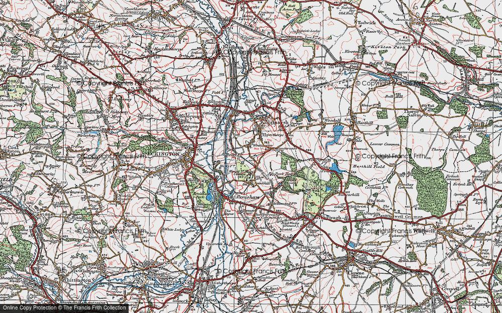 Westthorpe, 1923