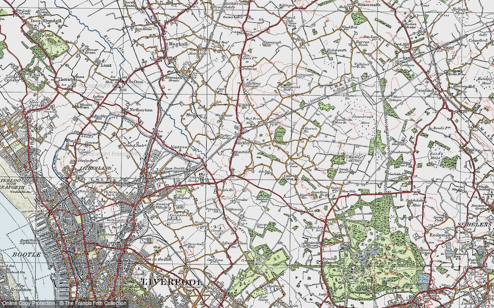 Westvale, 1923