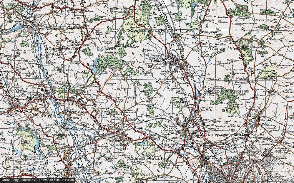 Westville, 1921
