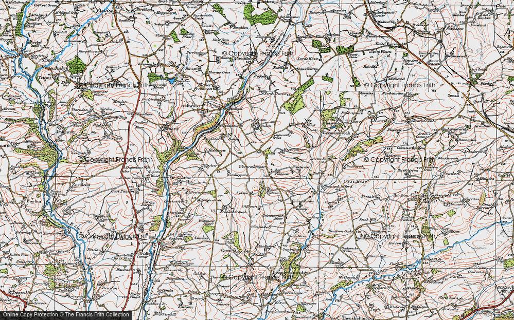 Westweekmoor, 1919