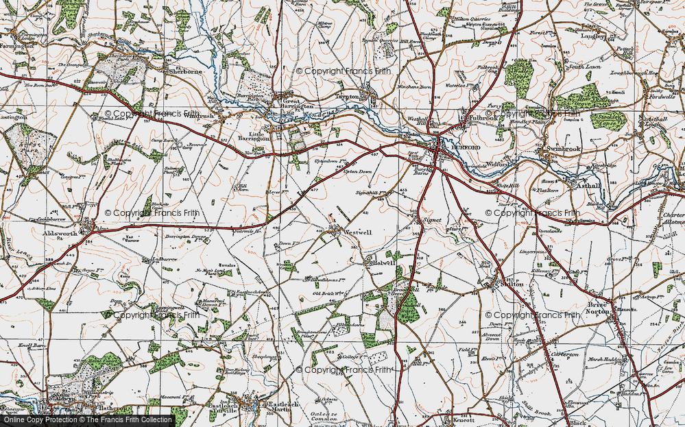 Westwell, 1919