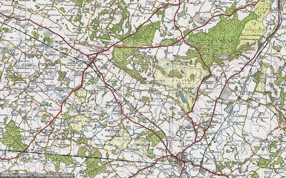 Westwell, 1921