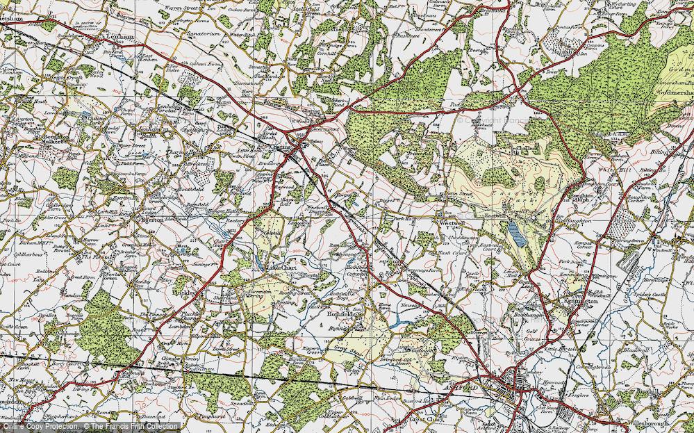Westwell Leacon, 1921