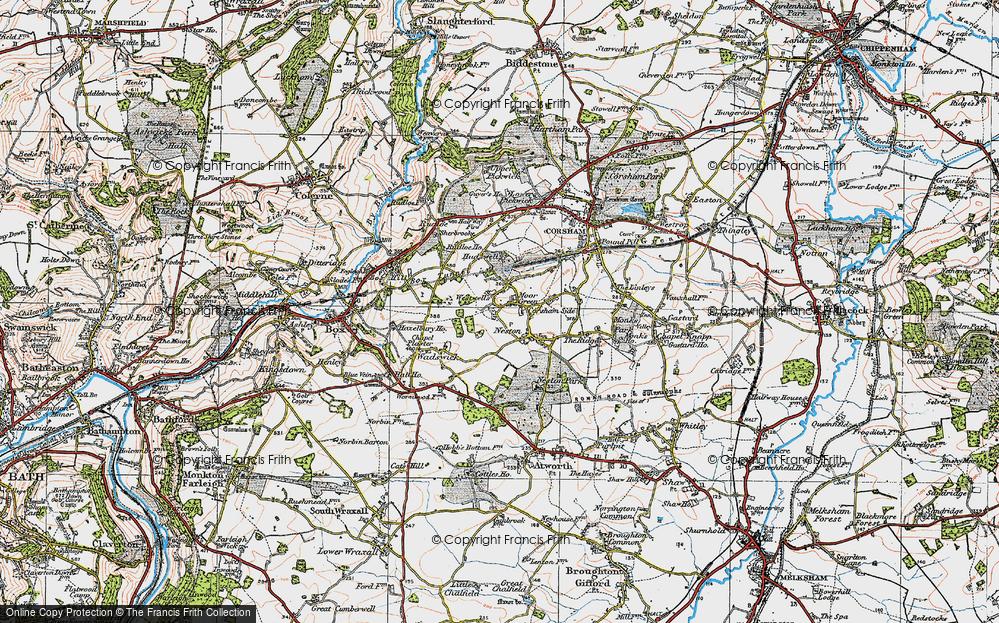 Westwells, 1919