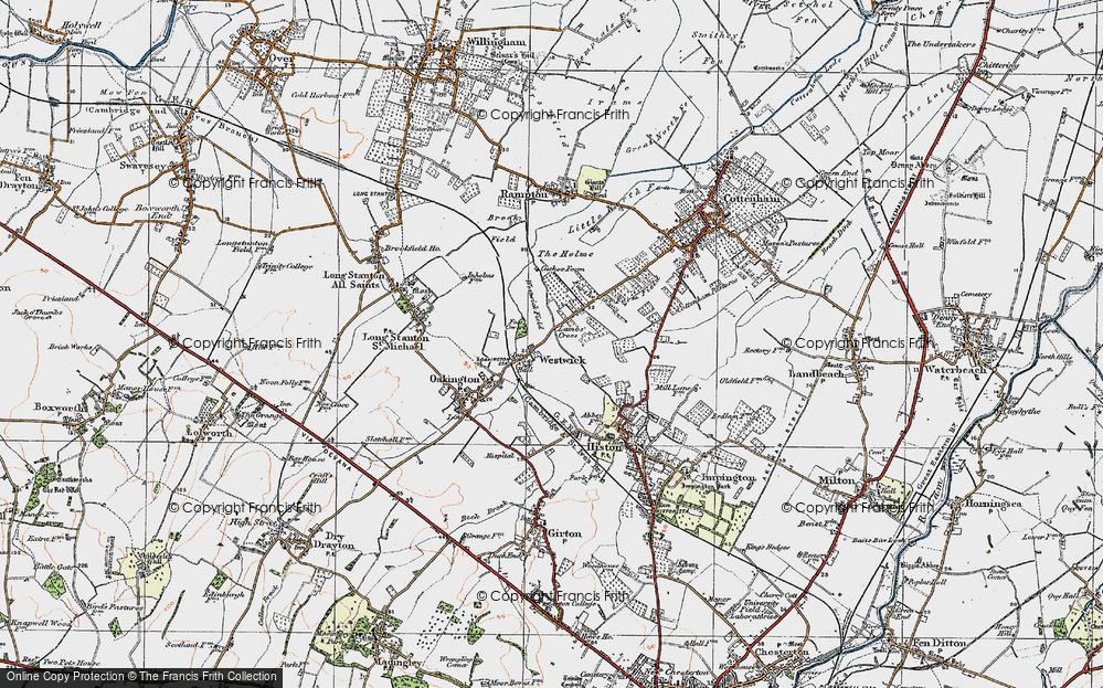 Westwick, 1920