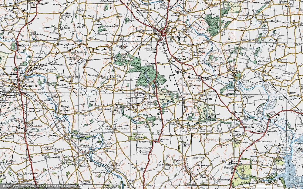 Westwick, 1922