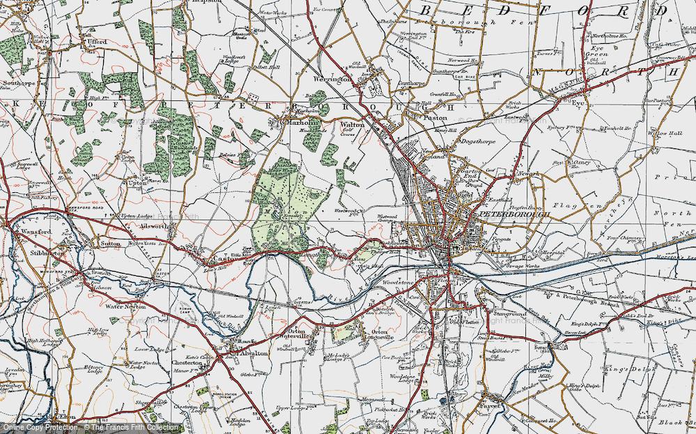 Westwood, 1922