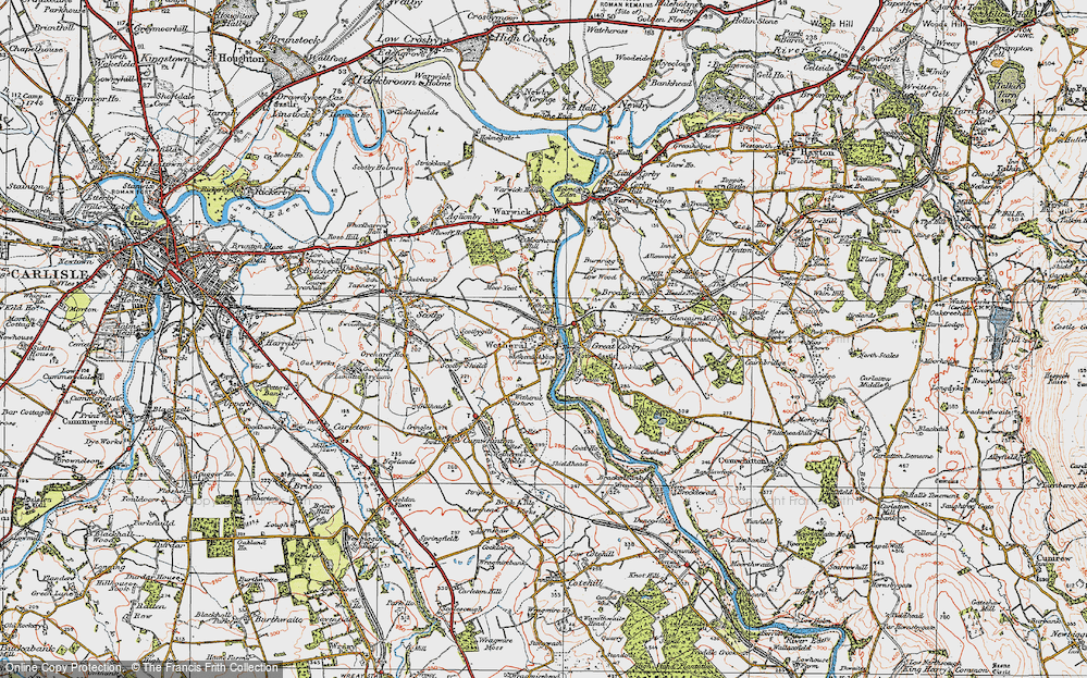 Wetheral, 1925