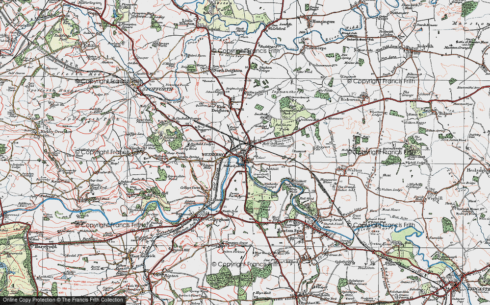 Wetherby, 1925