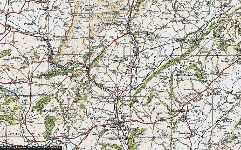 Wettles, 1920