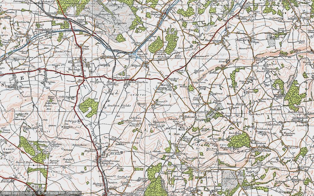 Wexcombe, 1919