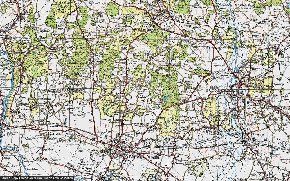 Wexham Street, 1920