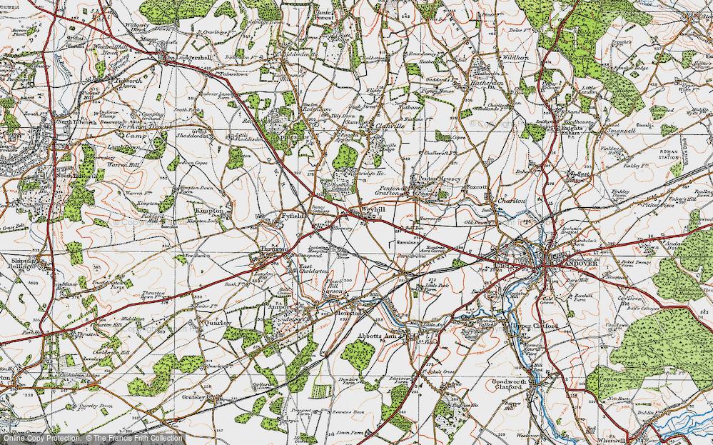 Weyhill, 1919