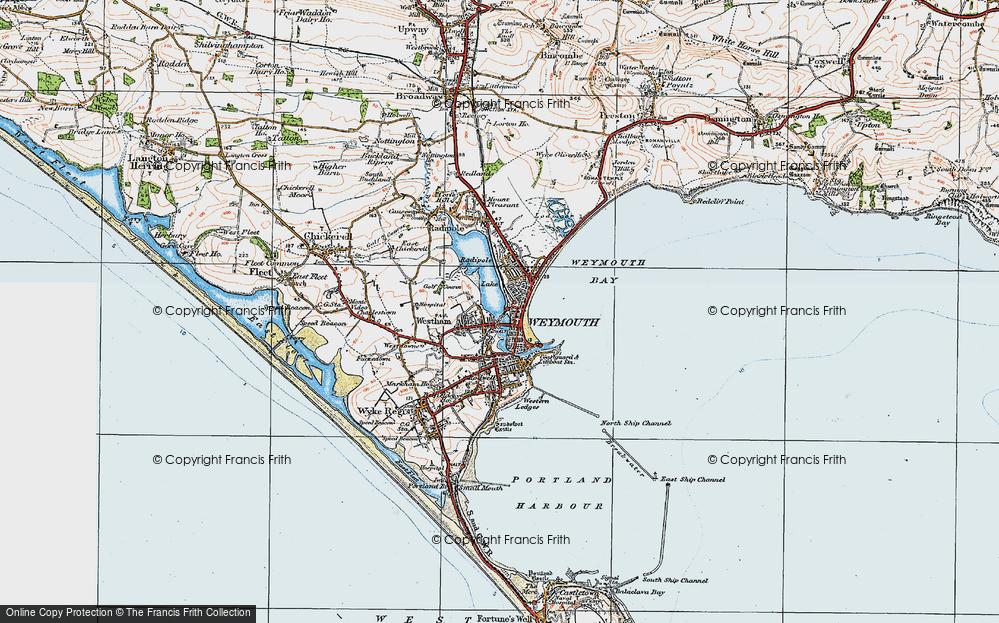 Weymouth, 1919