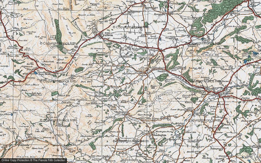 Weythel, 1920