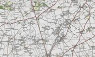 Map of Whaddon, 1920