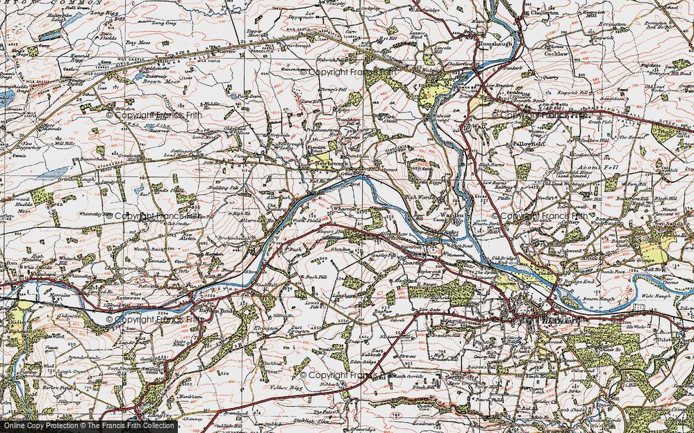 Wharmley, 1925