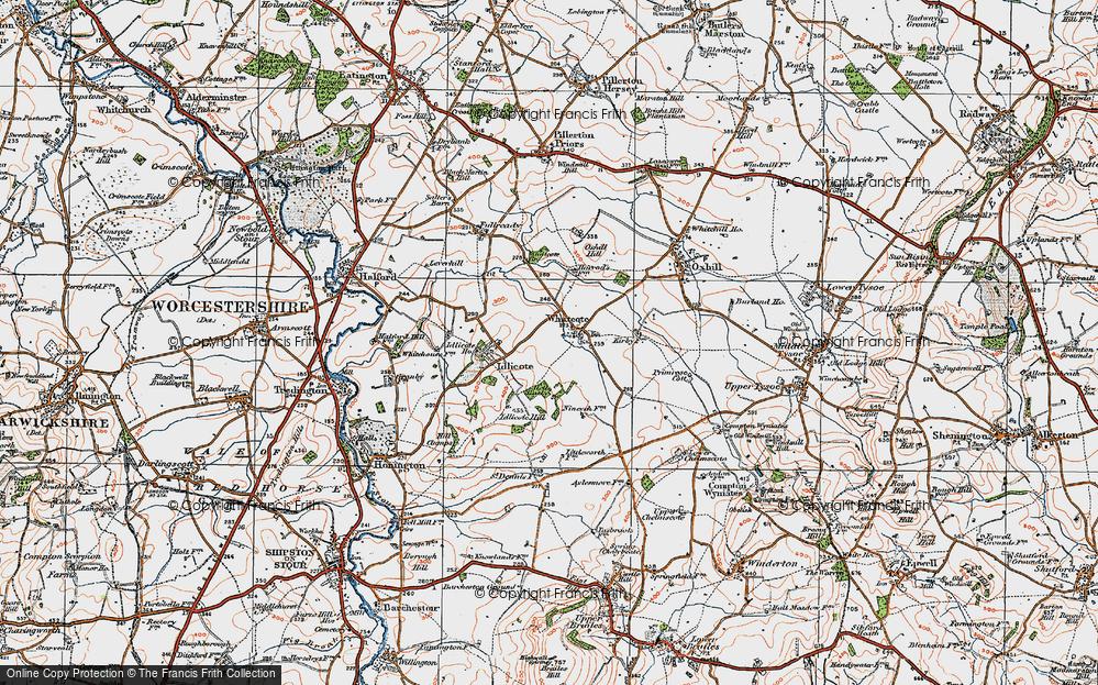 Whatcote, 1919