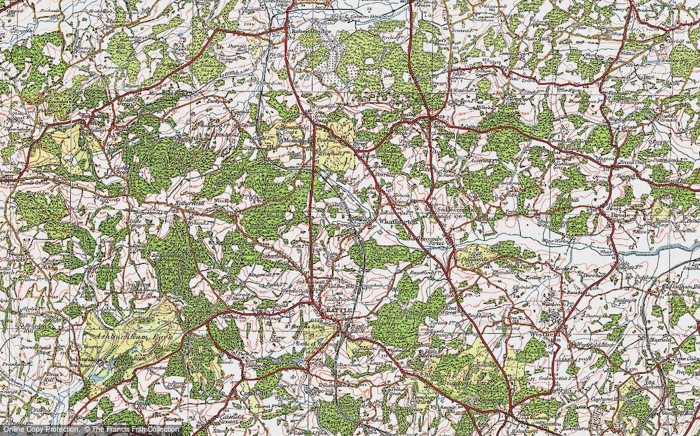 Whatlington, 1921