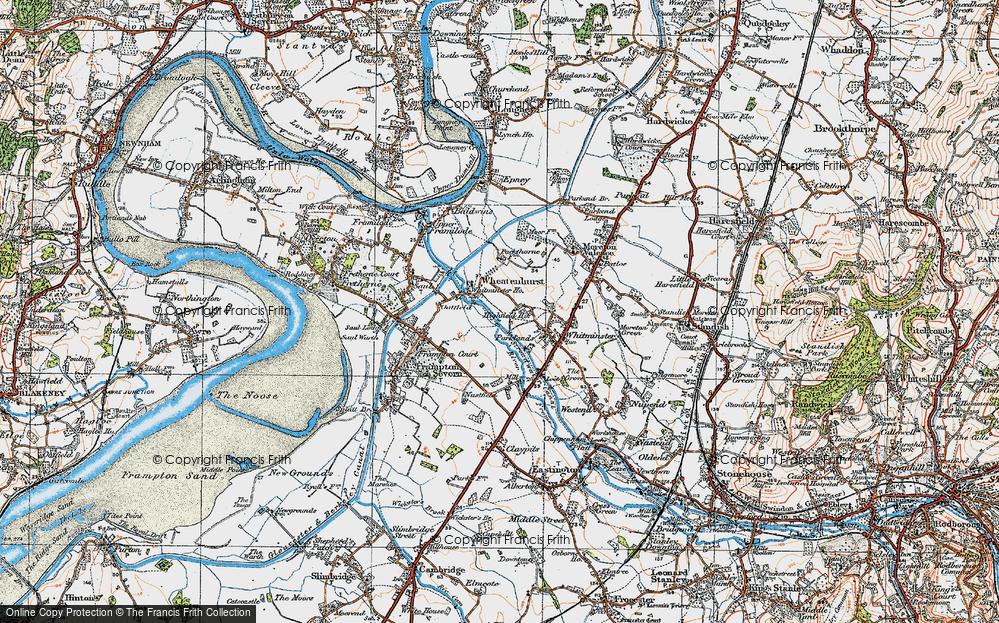 Wheatenhurst, 1919