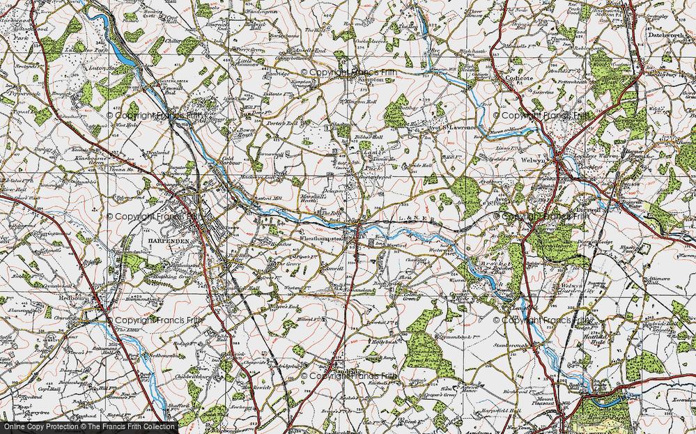 Wheathampstead, 1920