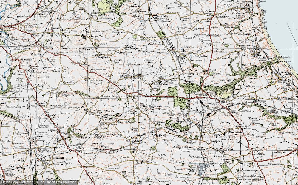Wheatley Hill, 1925