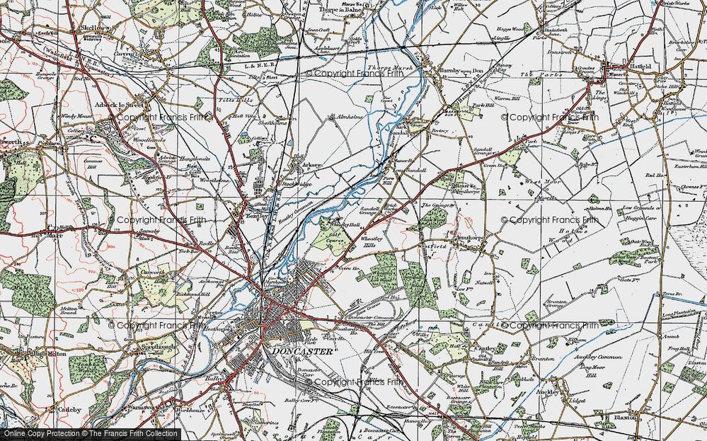 Wheatley Park, 1923