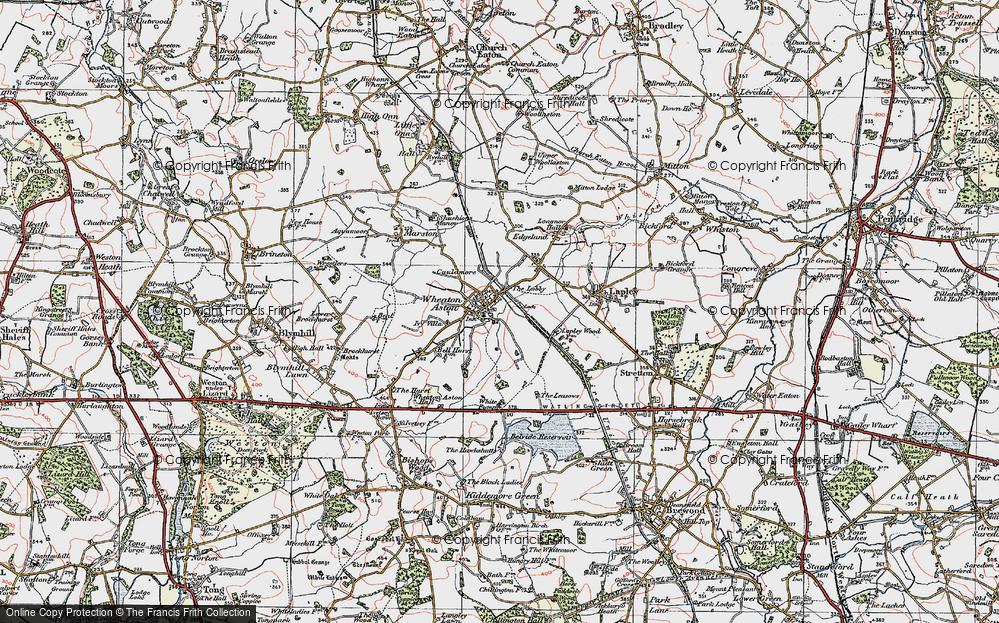 Wheaton Aston, 1921